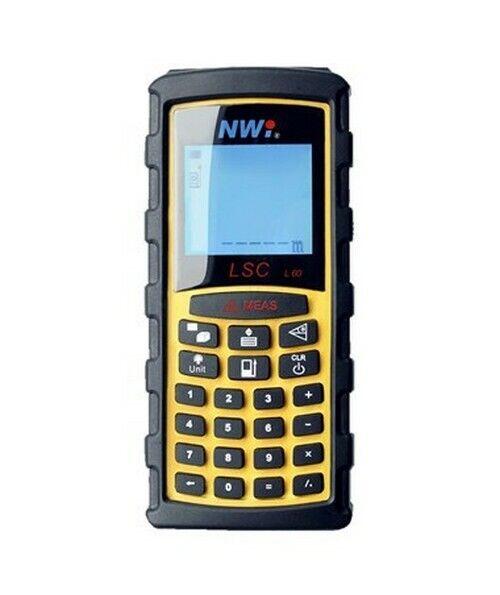 Northwest Instrument LSC60 Laser Distance Meter   Calculator
