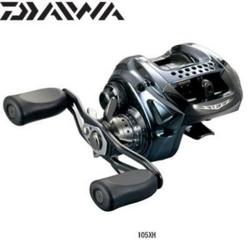 DAIWA-STEEZ LTD SV 105XH Bait Fishing Reel Right Handed Japan Bait Casting Reels