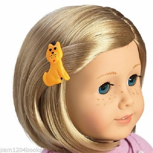 """American Girl Kit /""""Barrettes Hairstyling Set/"""" COMPLETE NEW"""