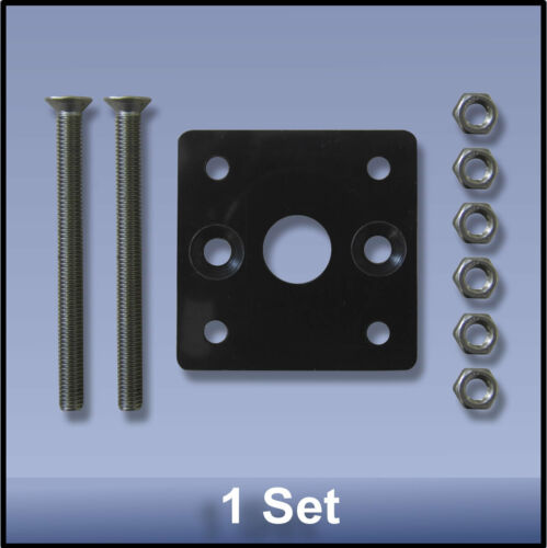 Size 17 motor plate for use with Q-module system 1 set