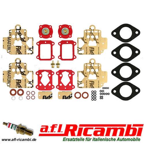 Giulia 105//115 Bertone Carburateur joints Dell /'Orto 40 Dhla Alfa Romeo Spider