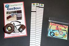 Magnetic Rusty Bolt Micro Nano Cache Container Geocache Geocaching Neodymium