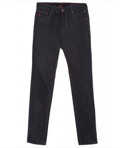 Details about Camel Active Houston Mens 5 Pocket Jeans in Charcoal Stretch show original title