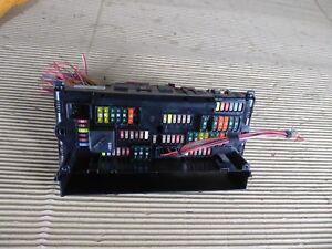 bmw f01 f02 f07 front power distribution box fuse box oem 61149252816 | ebay  ebay