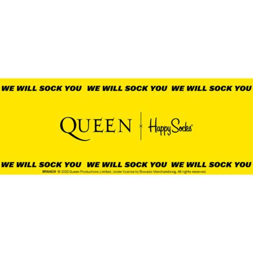 Queen Another One Bites The Dust Sock Happy Socks