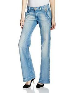 W32 L34 Mod Donna Meltinpot Jeans rangy Palazzo xFqPXTHwY