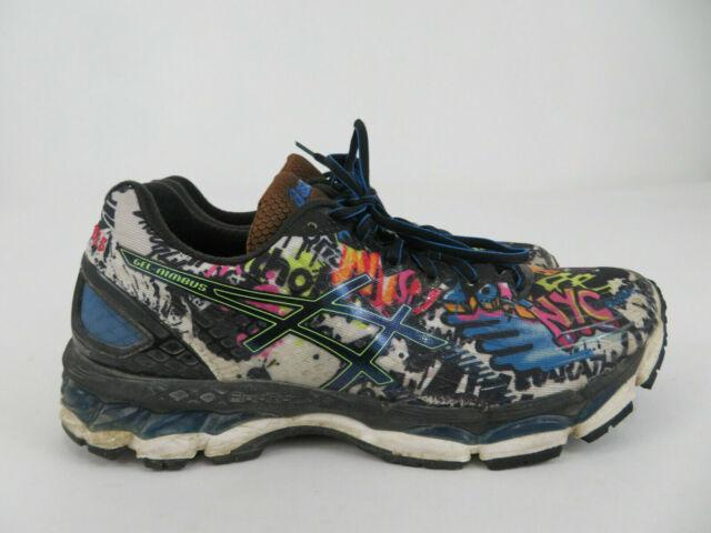 Regan juez Molestar  Limited Edition ASICS GEL Nimbus 15 NYC Marathon 2013 Running Shoes Size  9.5 for sale online | eBay