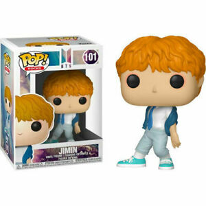 "BTS jimin 3.75/"" Pop Rocks Vinyl Figure FUNKO Brand New 101 in Stock environ 256.54 cm"