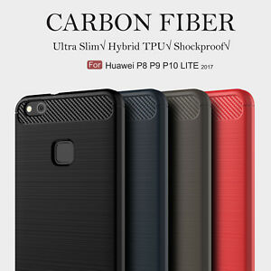 For-Huawei-P20-P8-P9-P10-Lite-2017-Shockproof-Silicone-Hybrid-Case-Soft-TPU