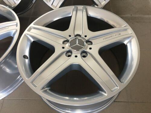 8,5 x 19 Mercedes GLA A156 GLC W253 GLK X204 C W205 W204 4 AMG Felgen 7,5
