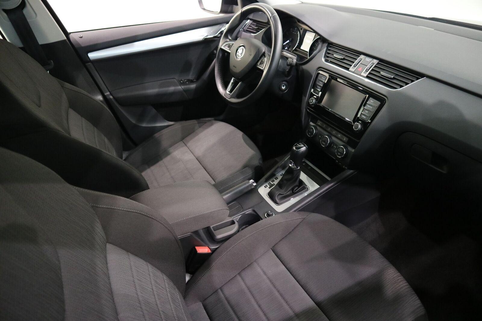Skoda Octavia 1,4 TSi 150 Style Combi DSG - billede 13