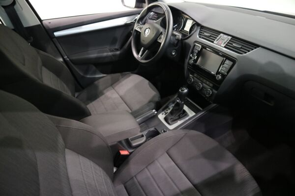 Skoda Octavia 1,4 TSi 150 Style Combi DSG billede 13