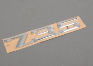 Neuf-D-039-Origine-BMW-7-Series-E38-735-Autocollant-Badge-Embleme-8136271-OEM