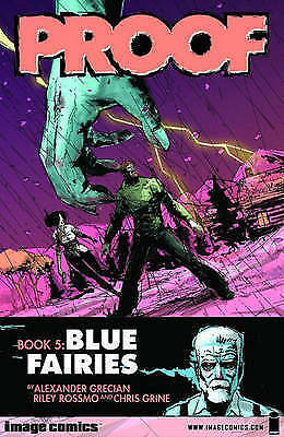 1 of 1 - Proof: Volume 5  - BLUE FAIRIES..Alex Grecian ...VGC