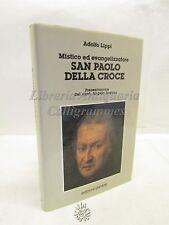 BIOGRAFIA: Adolfo Lippi, San Paolo della croce, Edizioni Paoline 1993, Religione