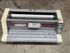 Gbc Heatseal Ultima 65 Thermal 27 Inch Laminator
