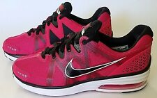 f020f01b053c Nike Lunar MX Womens 415323-601 Bright Cerise Running Training Shoes ...
