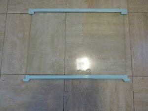 LOT DE 2 Clayettes en verre pour réfrigérateur, congélateur