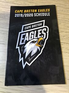 LHJMQ-QMJHL-Pocket-Schedule-Eagles-Cape-Breton-2019-20