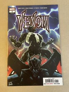 Venom-1-NM-1st-Print-Donny-Cates-amp-Ryan-Stegman-Marvel-Comics-2018