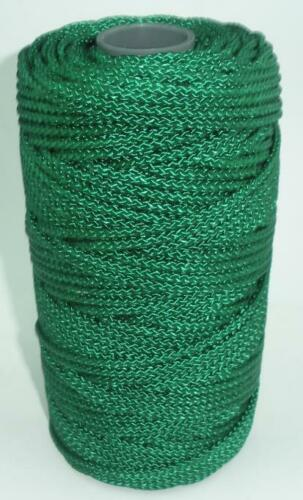Catahoula 17118 Braided Green Nylon Twine #18 160 Lb Test 1140 ft 1 Lb 23560
