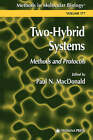 Two-Hybrid Systems: Methods and Protocols: 2001 by Humana Press Inc. (Paperback, 2001)