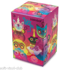 "Kidrobot NIGHTRIDERS 3"" MINI SERIES BY NATHAN JUREVICIUS - one random blindbox"