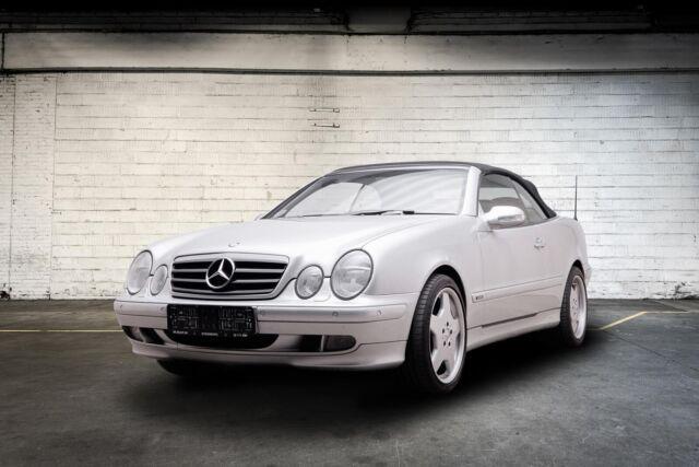Mercedes CLK430