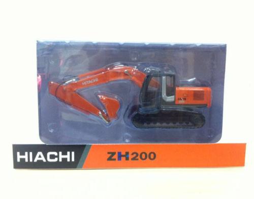 NIB Hitachi 1//50 Scale Hitachi Zaxis ZH200 Excavator Die-Cast Model Tracks
