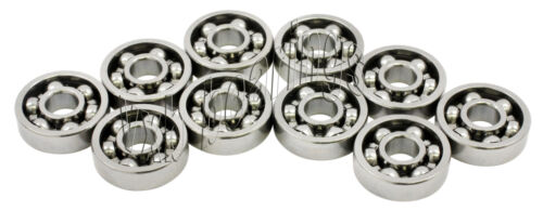 Bearing 7x13 Open 7x13x3 Ball Bearings Pack Kit 10
