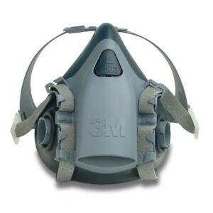 GENUINE 3M Half Face 7503 Large Respirator