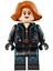BN-LEGO-mini-figure-Marvel-Avengers-Black-Widow-ginger-hair-minifigure thumbnail 1