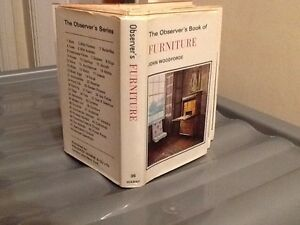 Observers Book Of Furniture 1974 - Keighley, United Kingdom - Observers Book Of Furniture 1974 - Keighley, United Kingdom