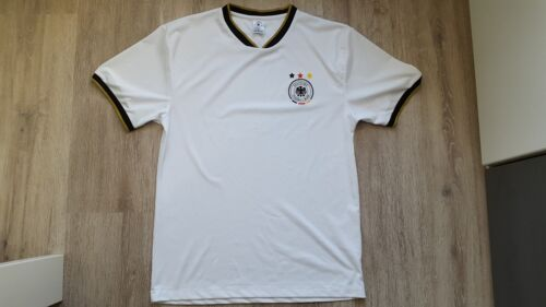 DFB Deutschland Trikot S M L shirt jersey camiseta maglia maillot Germany em wm