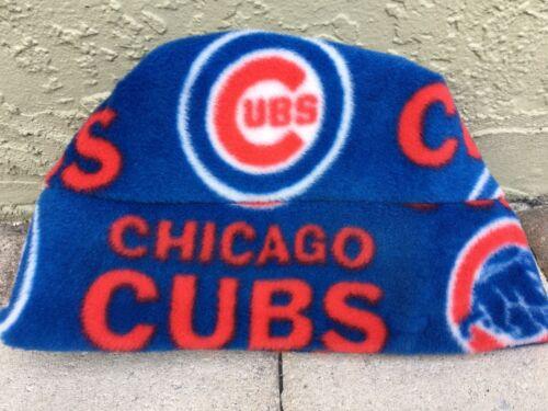 Chicago Cubs MLB Fleece Beanie Hat Infant Newborn Baby Girls Boys to Men /& Women
