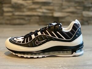 Nike Air Max 98 White Black 640744 010 Release Date