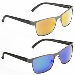 lenti vintage montatura da arancio occhiali specchiati specchiata con sole uomo sole da Occhiali da qACxg