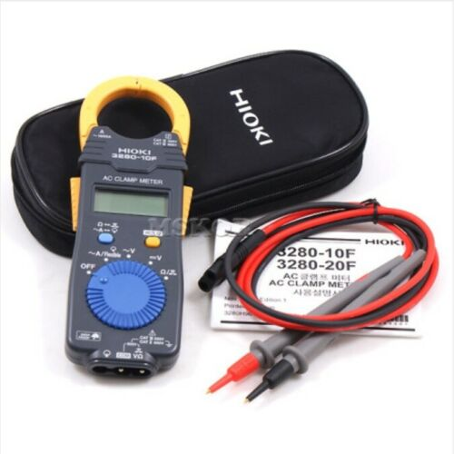 Hioki 3280-10F Clamp Hitester 1000A AC Tester Meter Fast delivery with Tracking