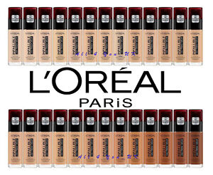 L-039-Oreal-Paris-Infallible-24hr-Foundation-30ml-Please-Choose-Shade