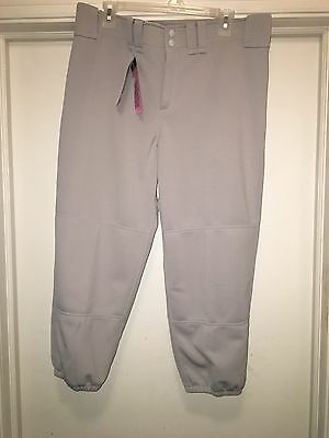 Colors BB012 Mizuno 350150 Womens Low Rise Fastpitch Softball Pants Size L Var