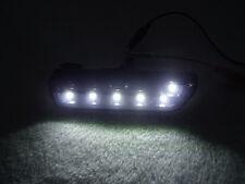 DEPO 99-04 VW GOLF/GTI/JETTA 4 SMOKED WHITE LED BUMPER SIDE MARKER LIGHT +FENDER