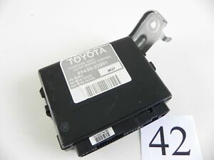 2009-LEXUS-ES350-COMPUTER-OUTER-MIRROR-CONTROL-89430-33091-OEM-508-42-A