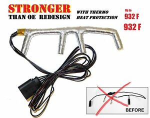 Wondrous 04 06 For Diesel Glow Plug Wiring Harness W Thermo Heat Protection Wiring Database Wedabyuccorg