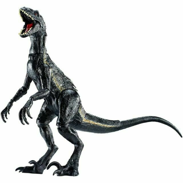 Mattel Toy Jurassic World Ultimate Villain Dino New Toy Collectible