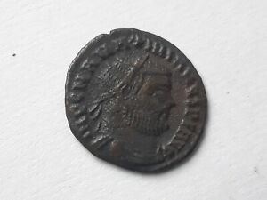 Maximianus A.D.286-305 AE  antoninianus  20mm