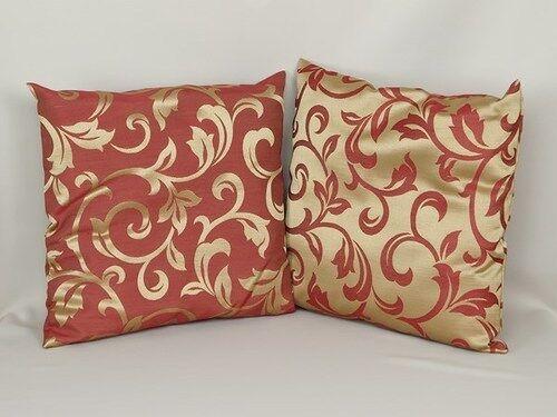 Decorative Cushion Decorative Pillow Cushion Pillow Case Flora Elegant Design Style De Luxe