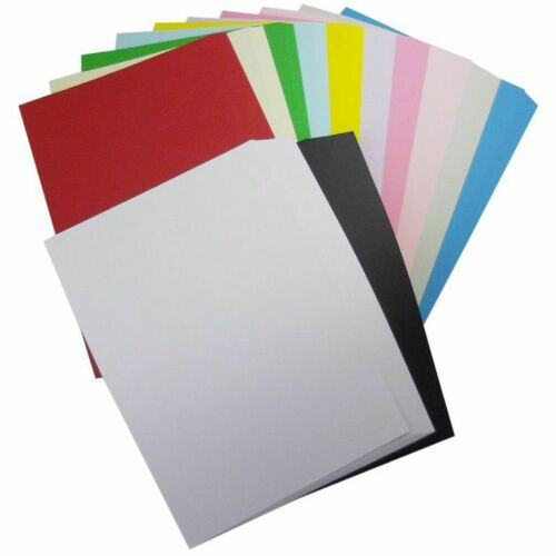 impresión. Suajado cardmaking 200 X A4 Color Papel // Card Pack 160gsm