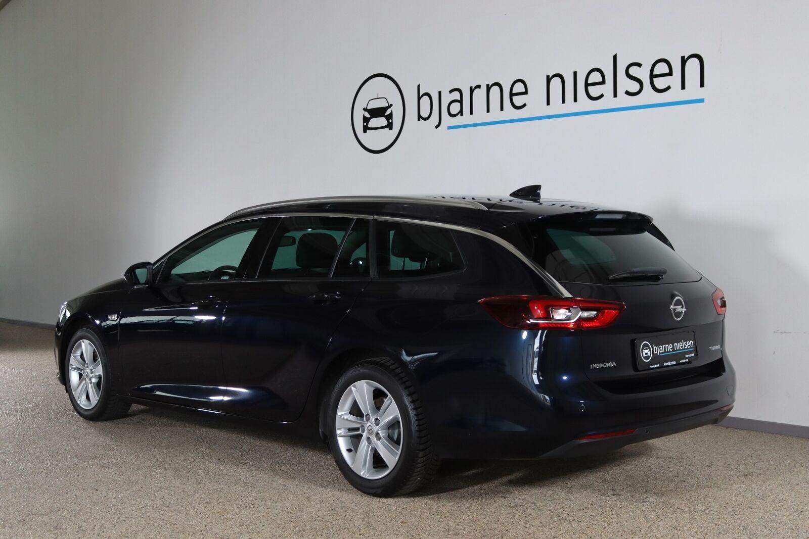 Opel Insignia 1,5 T 165 Dynamic ST aut. - billede 2