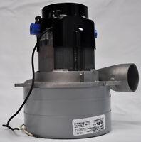 Ametek Lamb 5.7 Inch 120 Volt B/b 3 Stage Tangential Bypass Motor 116765-13