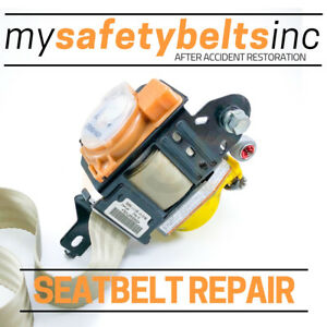 Details about Toyota 4Runner Seat Belt Repair